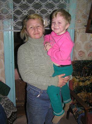 Людмила Меркулова многое вынесла в общине, но, главное, вынесла оттуда замечательного сына.